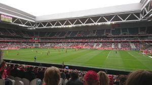1e match 2019-2020 : Lille Nantes